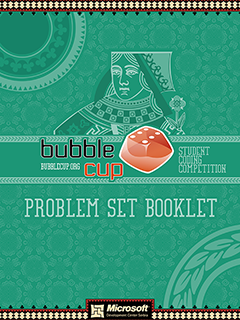 Bubble cup 6