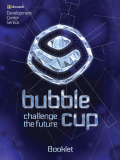 Bubble cup 9